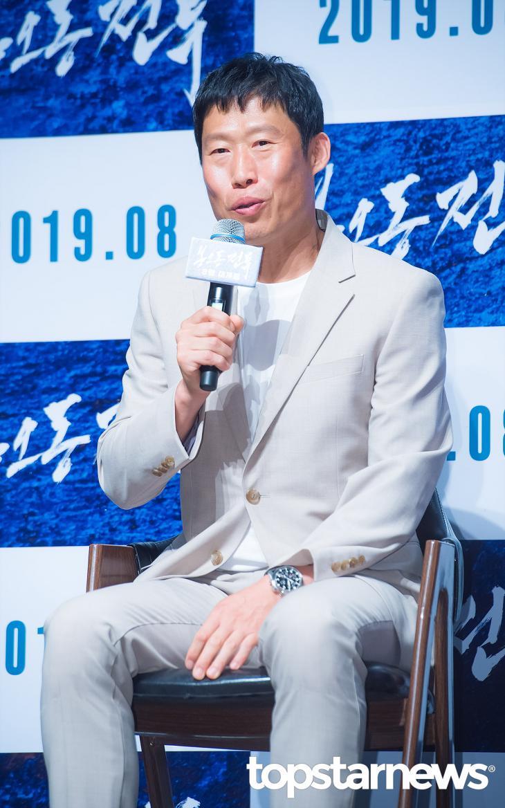 유해진 / 서울, 정송이 기자
