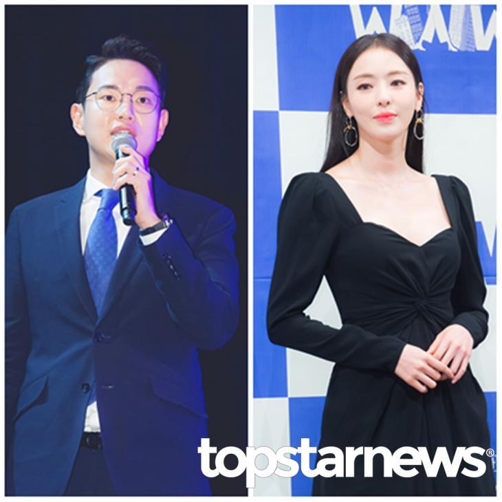 장성규,이다희 / 톱스타뉴스 HD포토뱅크