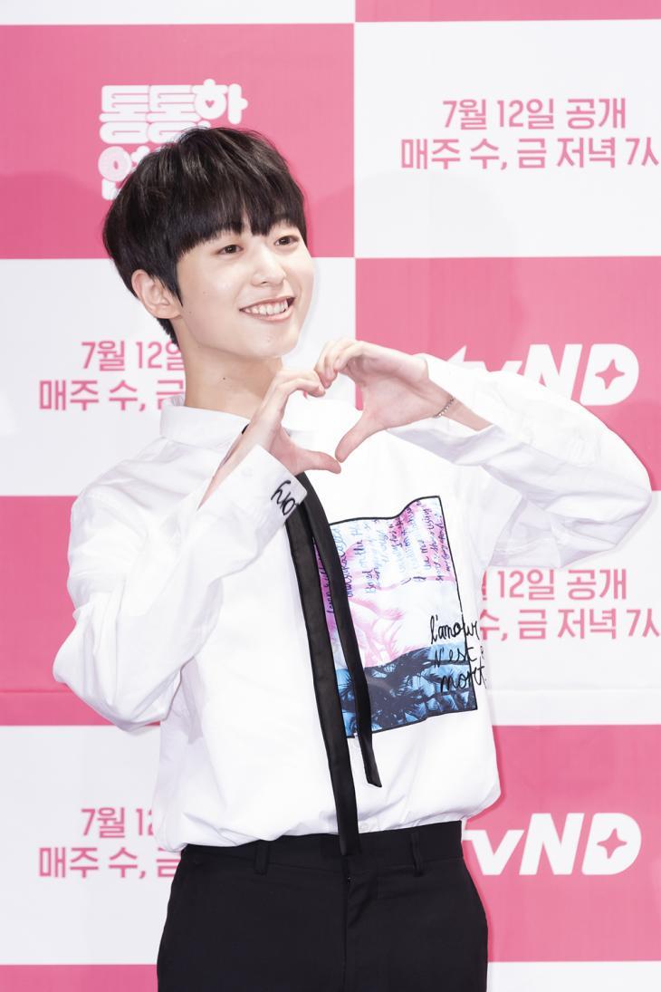 온앤오프 라운 / tvN D