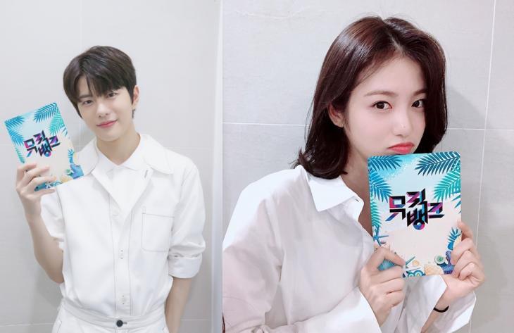 최보민-신예은 / 울림엔터테인먼트, JYP액터스 공식 인스타그램