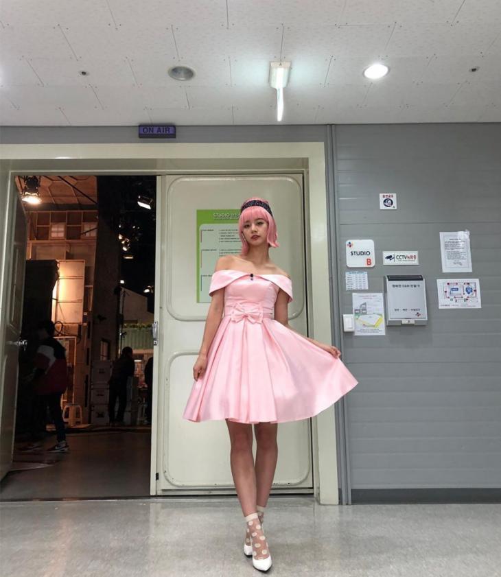 혜리 인스타그램