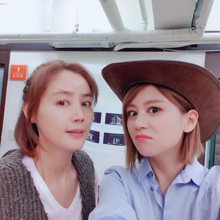 김성령-손정은 / 김성령 인스타그램
