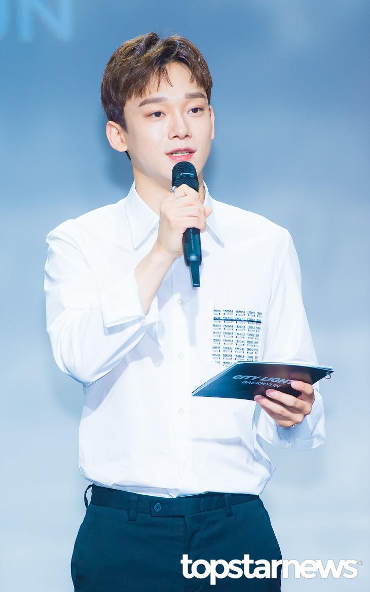 엑소(EXO) 첸 / 서울, 정송이 기자