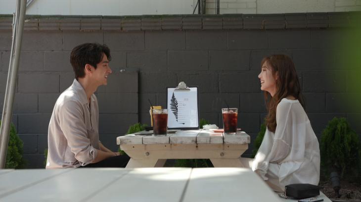 오창석♥이채은, TV CHOSUN '연애의 맛'