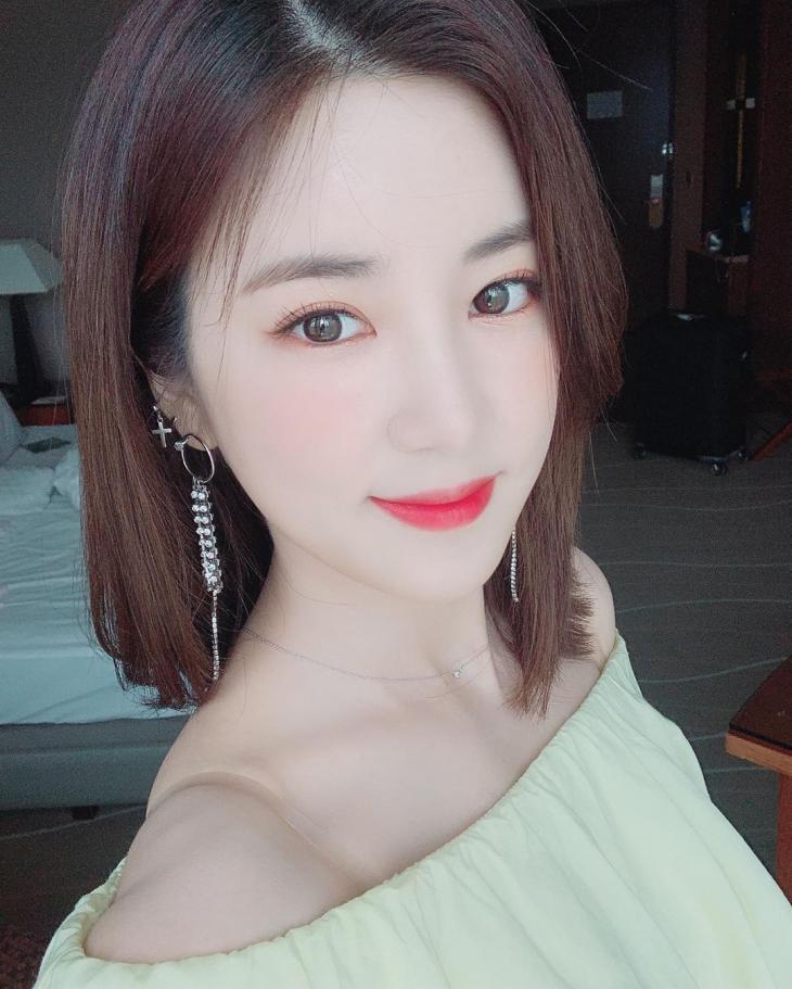 박초롱 인스타그램