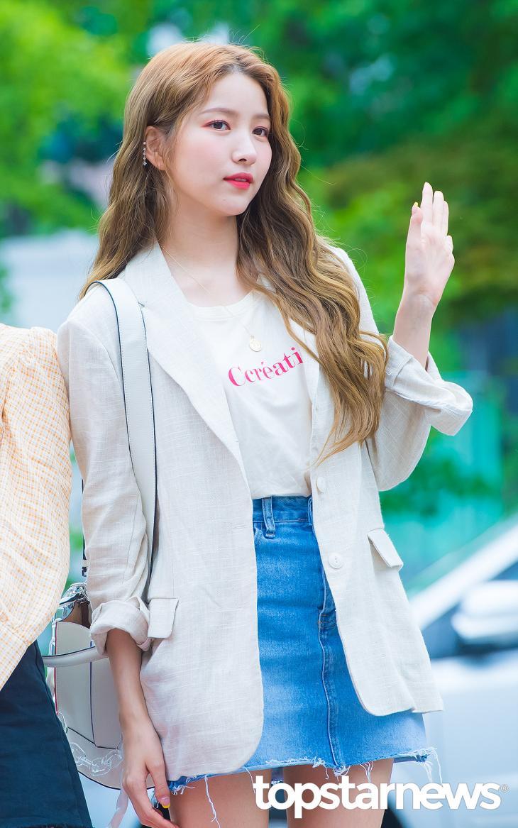 여자친구(GFRIEND) 소원 / 서울, 정송이 기자