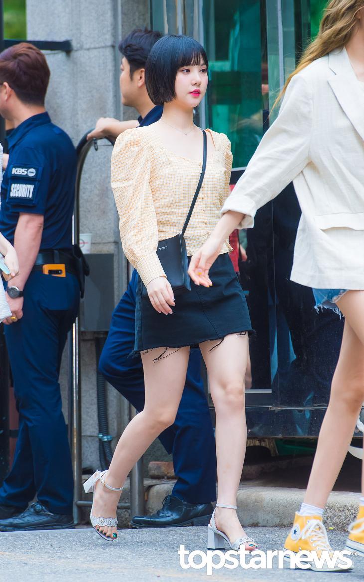 여자친구(GFRIEND) 은하 / 서울, 정송이 기자