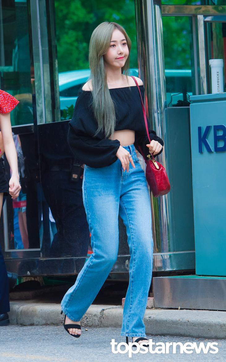 여자친구(GFRIEND) 신비 / 서울, 정송이 기자