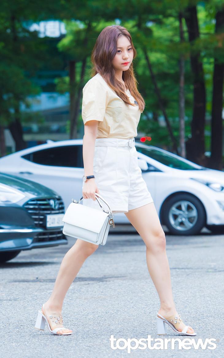 여자친구(GFRIEND) 엄지 / 서울, 정송이 기자
