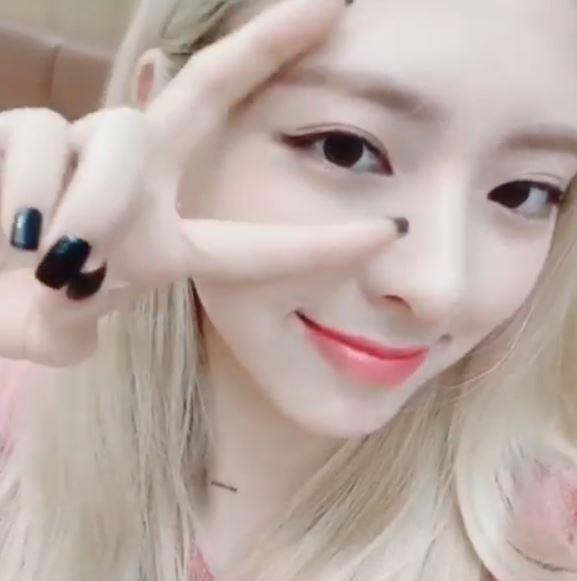 있지(ITZY) 공식 인스타그램 영상 캡처