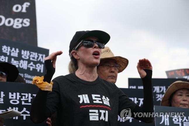 킴 베이싱어 / 연합뉴스