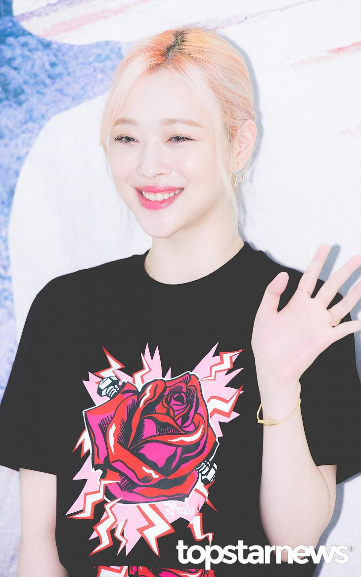 설리(SULLI) / 판교, 최규석 기자