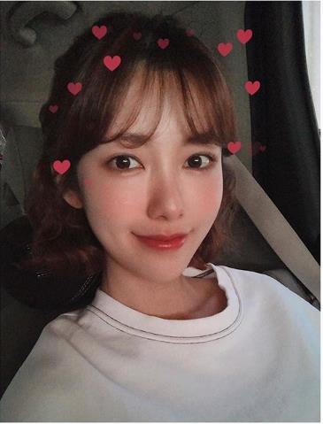 나혜미 SNS