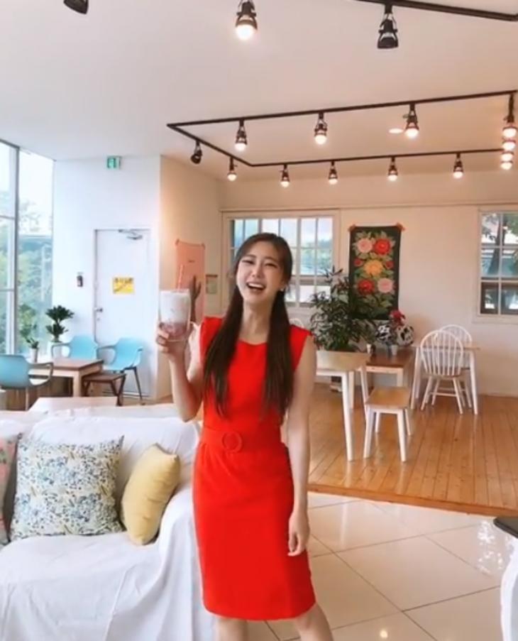 김가영 기상캐스터 인스타그램