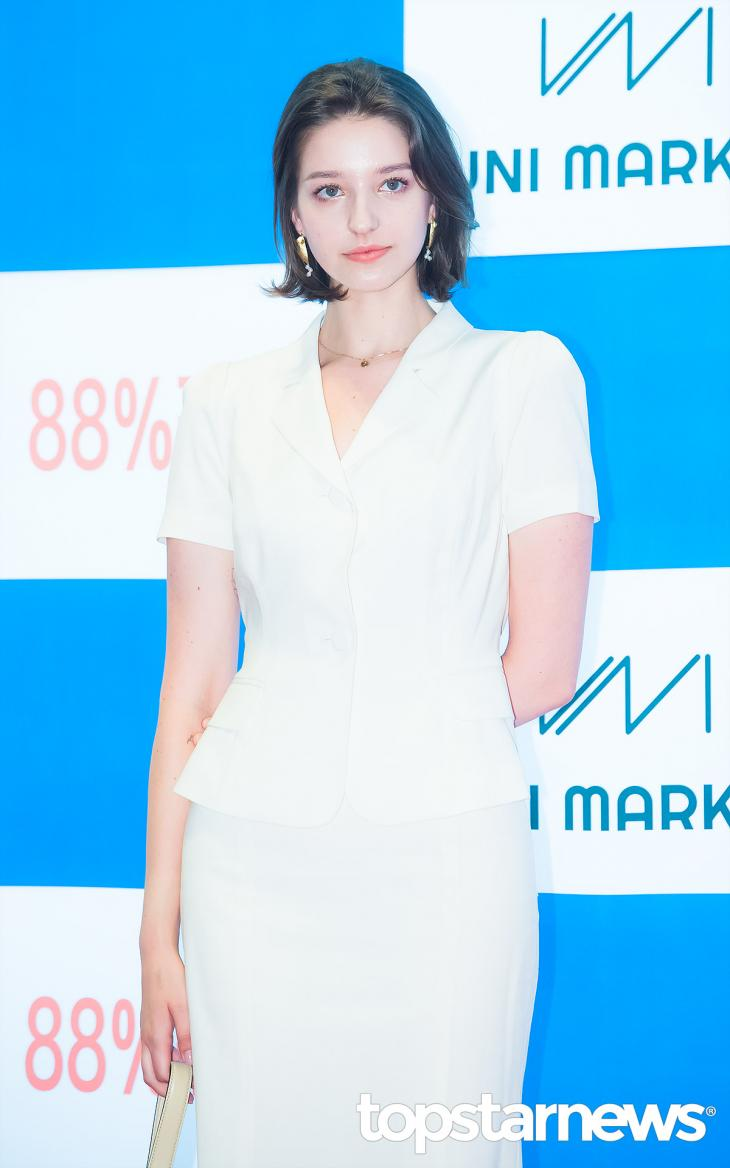 안젤리나 다닐로바 / 서울, 정송이 기자