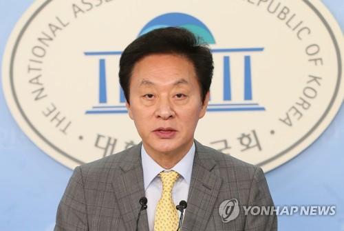 정두언 전 새누리당 의원 / 연합뉴스