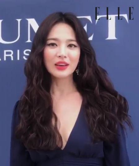 송혜교 / 엘르 홍콩 공식 인스타그램