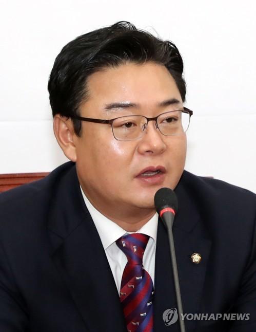 자유한국당 김성원 의원 / 연합뉴스