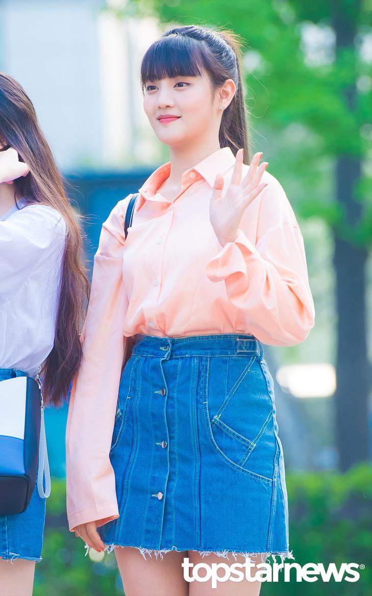 (여자)아이들((G)I-DLE) 민니 / 서울, 정송이 기자