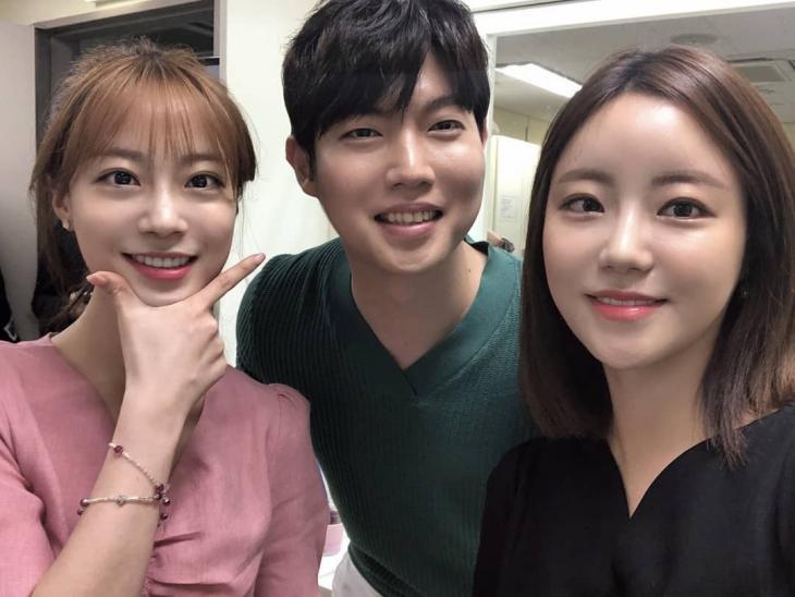 허영지-손태진-허송연 / 허영지 인스타그램