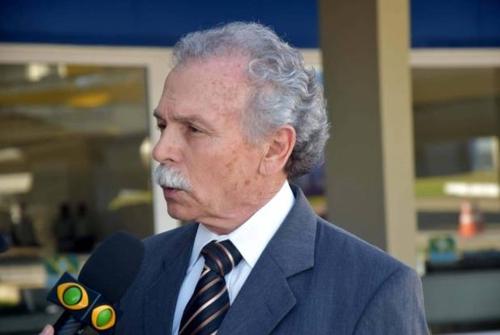 브라질 국립우주연구소(INPE)의 히카르두 가우방 소장 [브라질 뉴스포털 UOL]