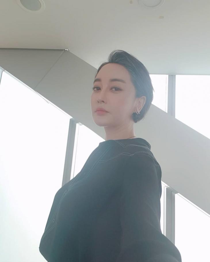 김혜은 인스타그램