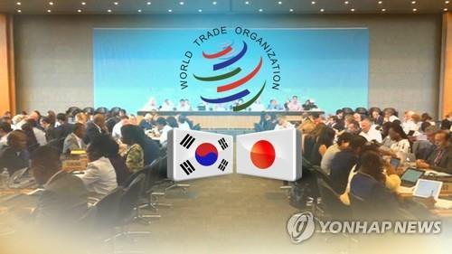WTO서 日 수출규제 논의…한일 신경전(CG) [연합뉴스TV 제공]