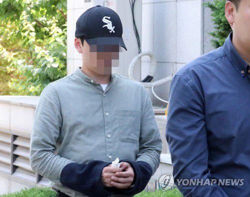동전 택시기사 사망사건 용의자 / 연합뉴스