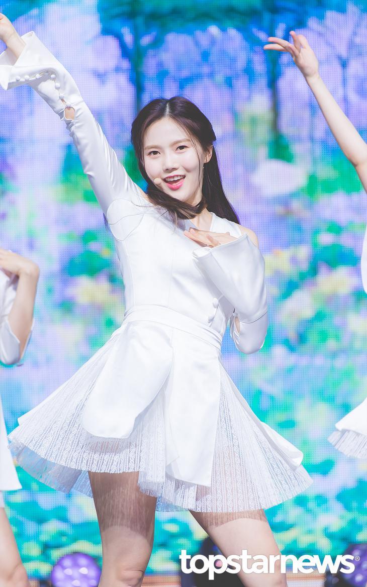 오마이걸(OH MY GIRL) 효정 / 서울, 최규석 기자
