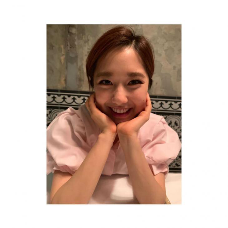 이혜성 아나운서 인스타그램