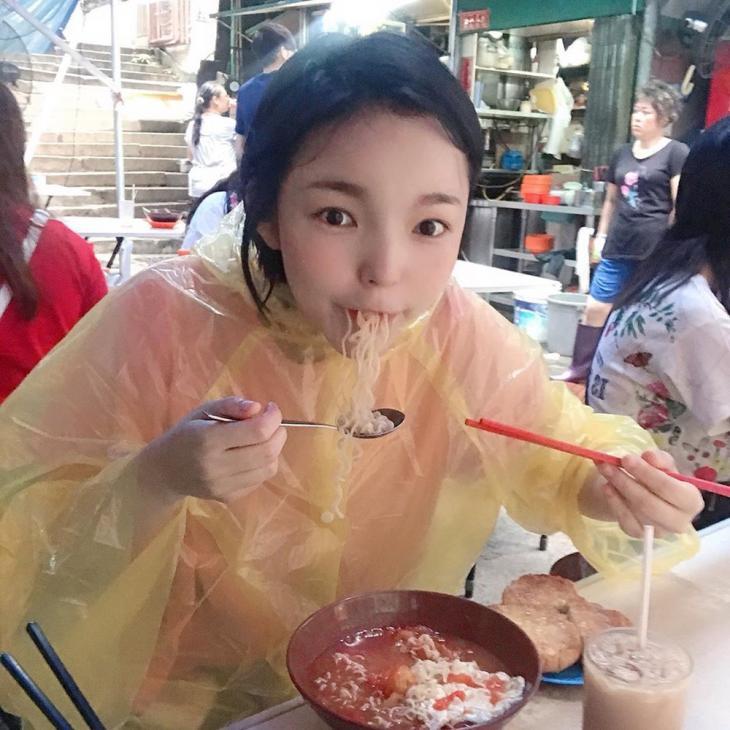 박진주 인스타그램