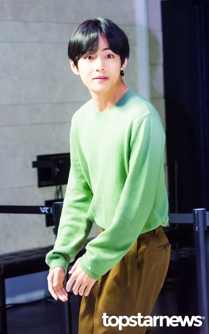 방탄소년단(BTS) 뷔 / 서울, 정송이 기자