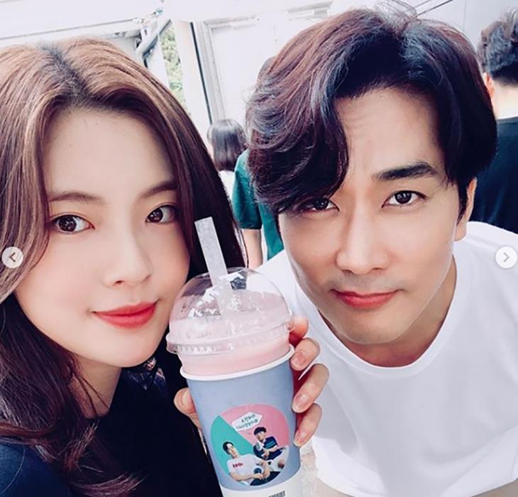 이선빈-송승헌 / 송승헌 인스타그램