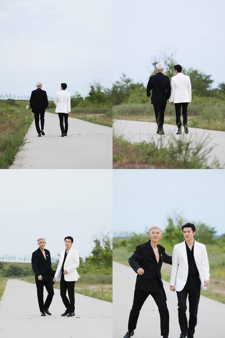 엑소(EXO) 공식 인스타그램