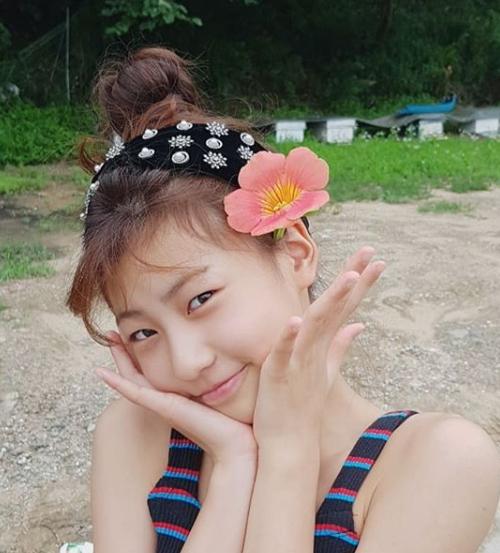 송지아 / 박연수 인스타그램