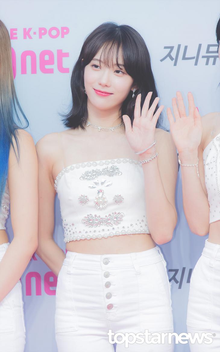 우주소녀(WJSN) 루다 / 서울, 최규석 기자