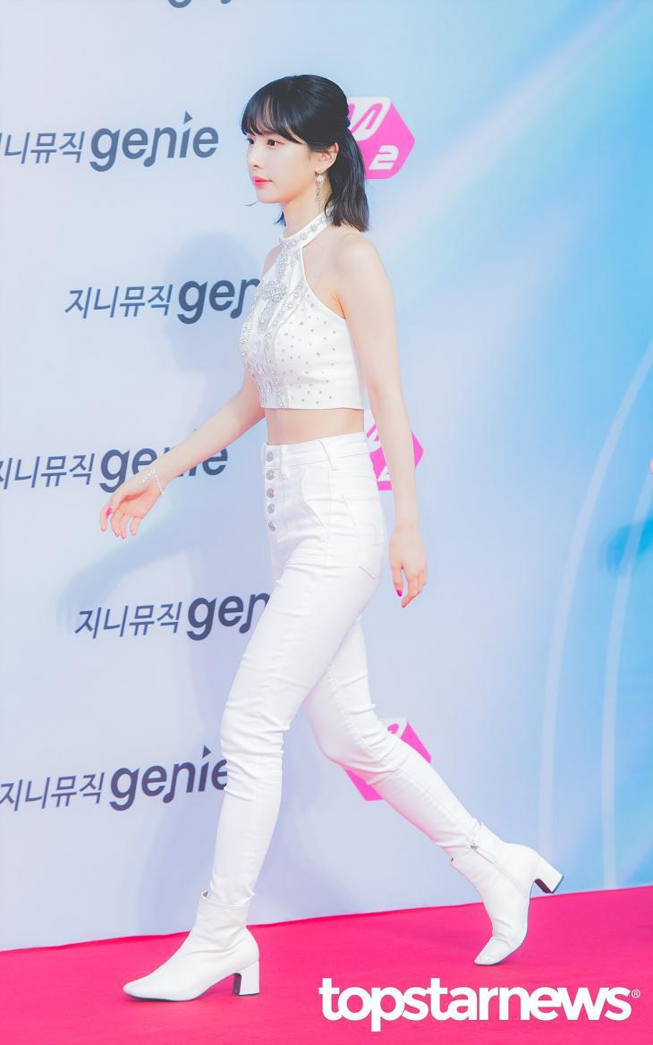 우주소녀(WJSN) 설아 / 서울, 최규석 기자