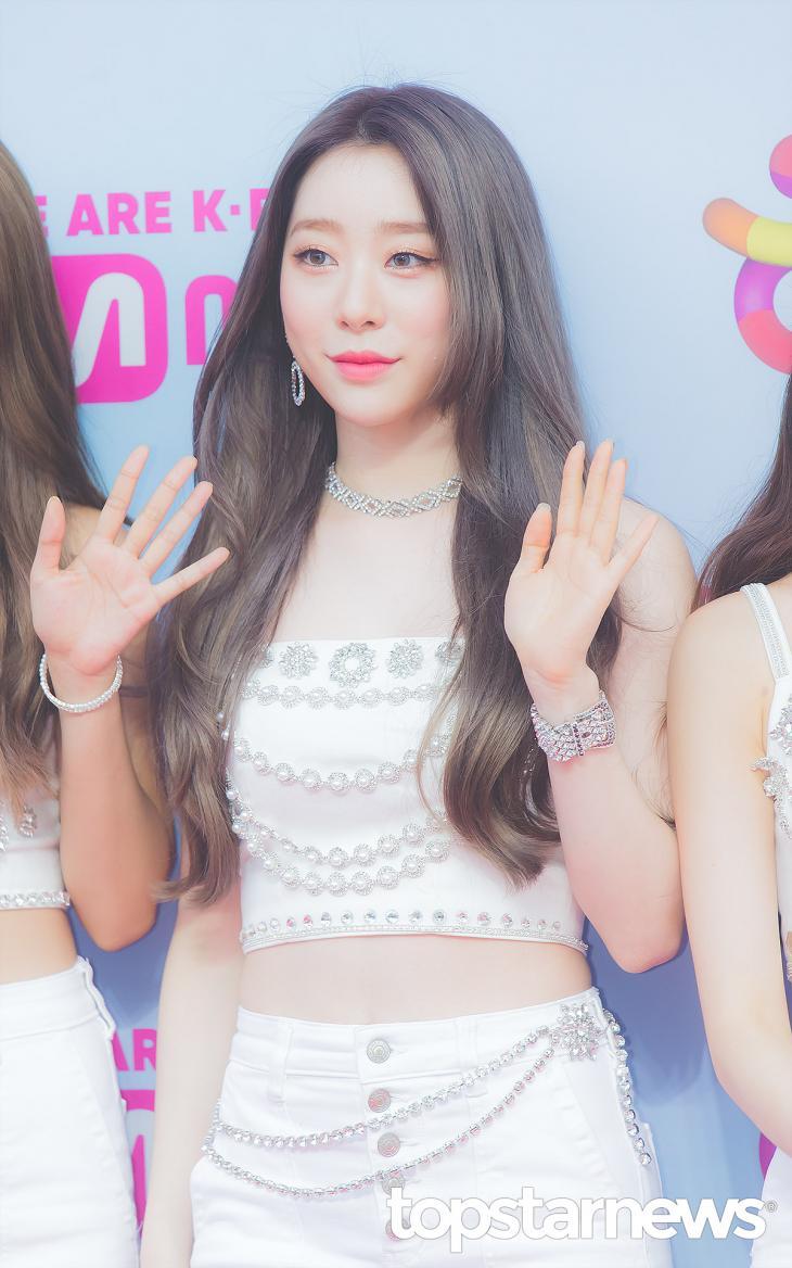 우주소녀(WJSN) 유연정 / 서울, 최규석 기자