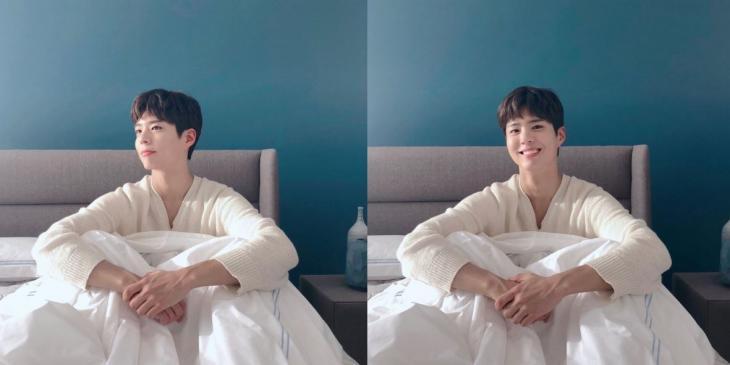 박보검 공식 트위터