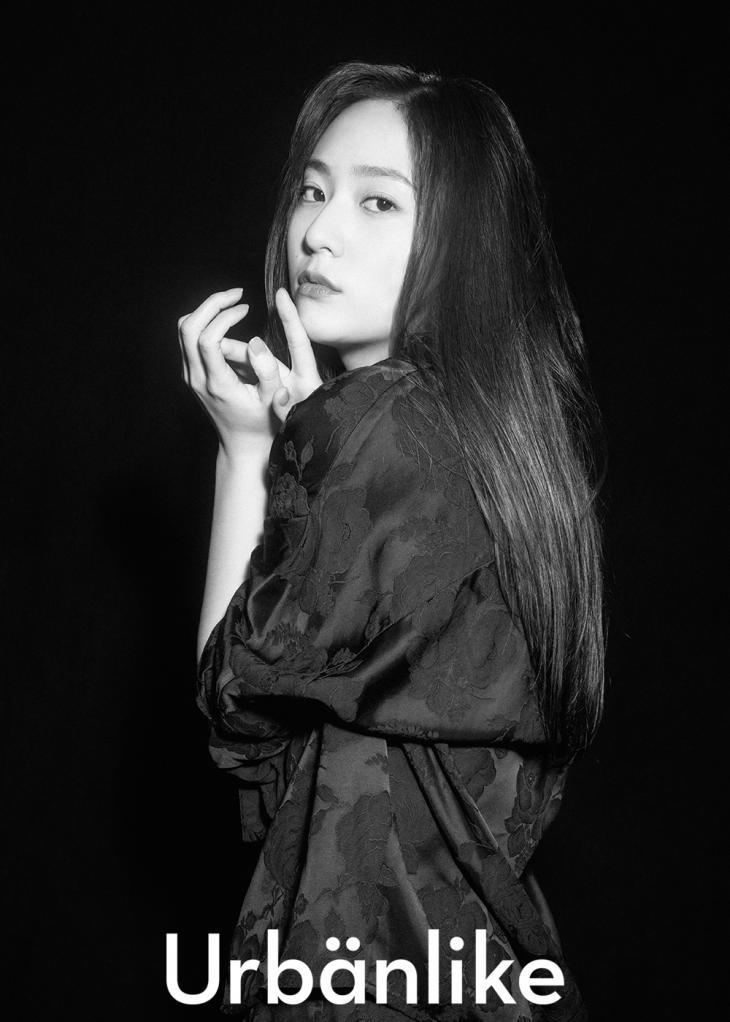 크리스탈 화보 /어반라이크