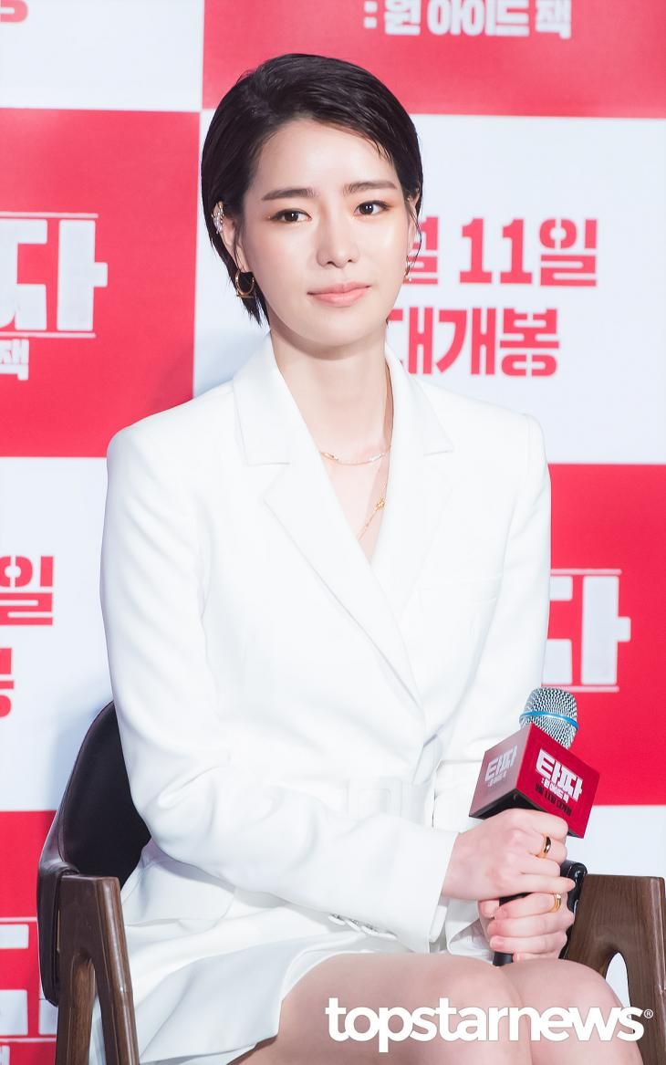 영화 '타짜: 원 아이드 잭' 임지연 / 톱스타뉴스 HD포토뱅크