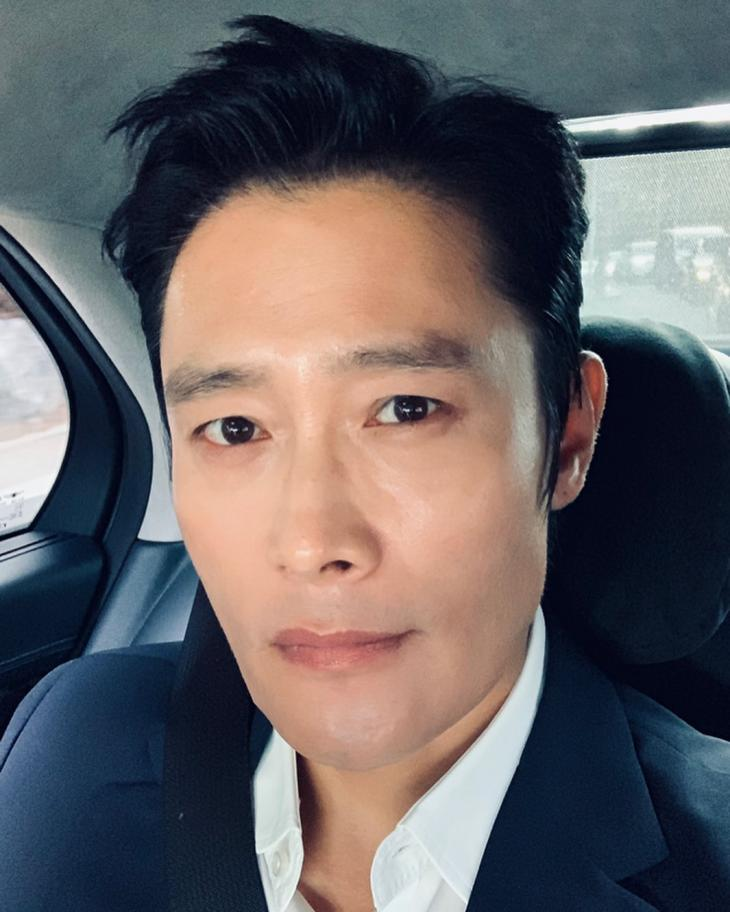 이병헌 인스타그램