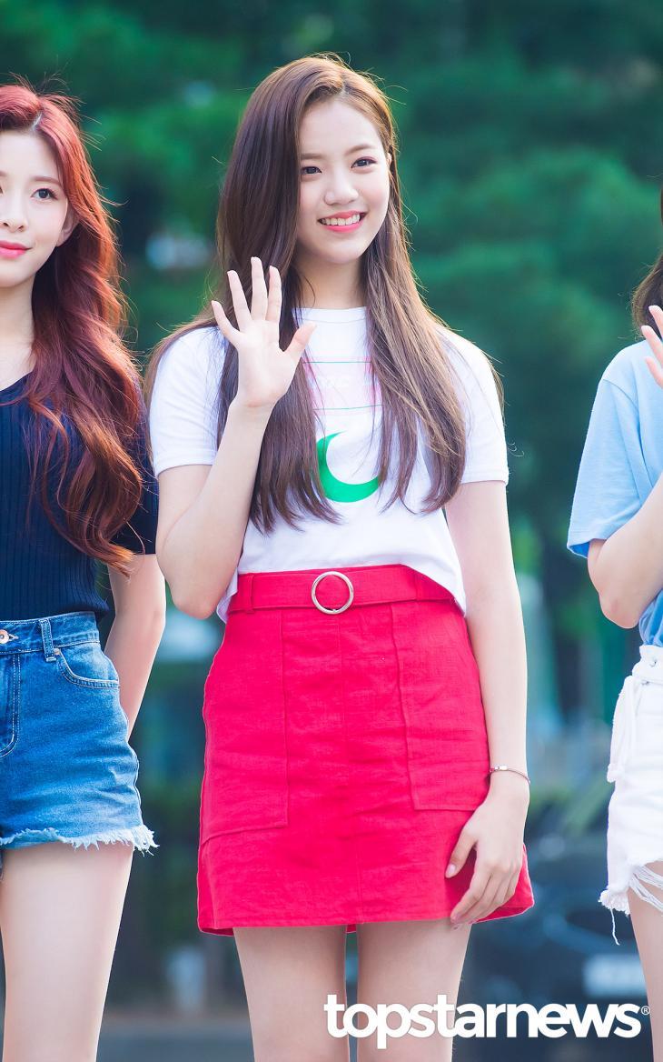 공원소녀(GWSN) 레나 / 서울, 정송이 기자