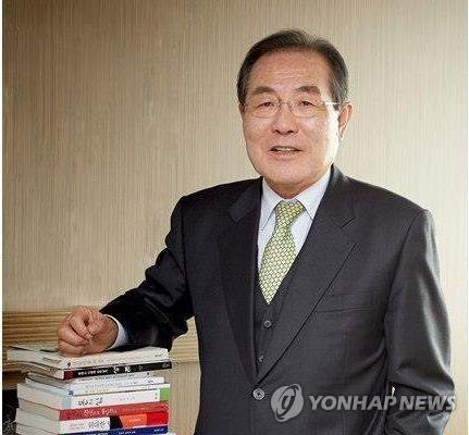 윤동한 한국콜마 회장 / 연합뉴스