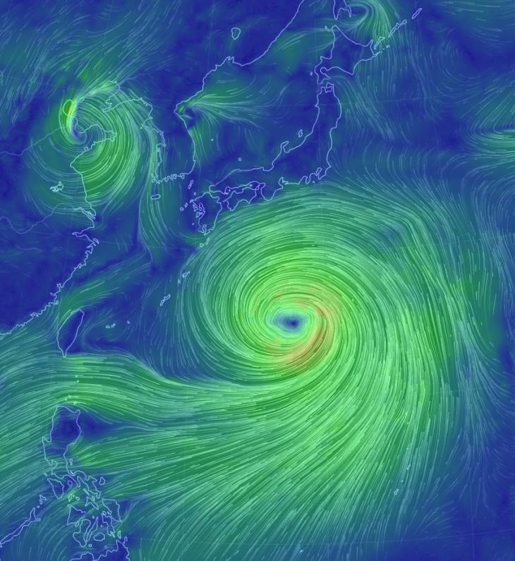 태풍 크로사