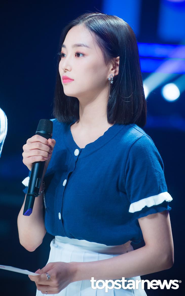 씨엘씨(CLC) 장예은 / 서울, 정송이 기자