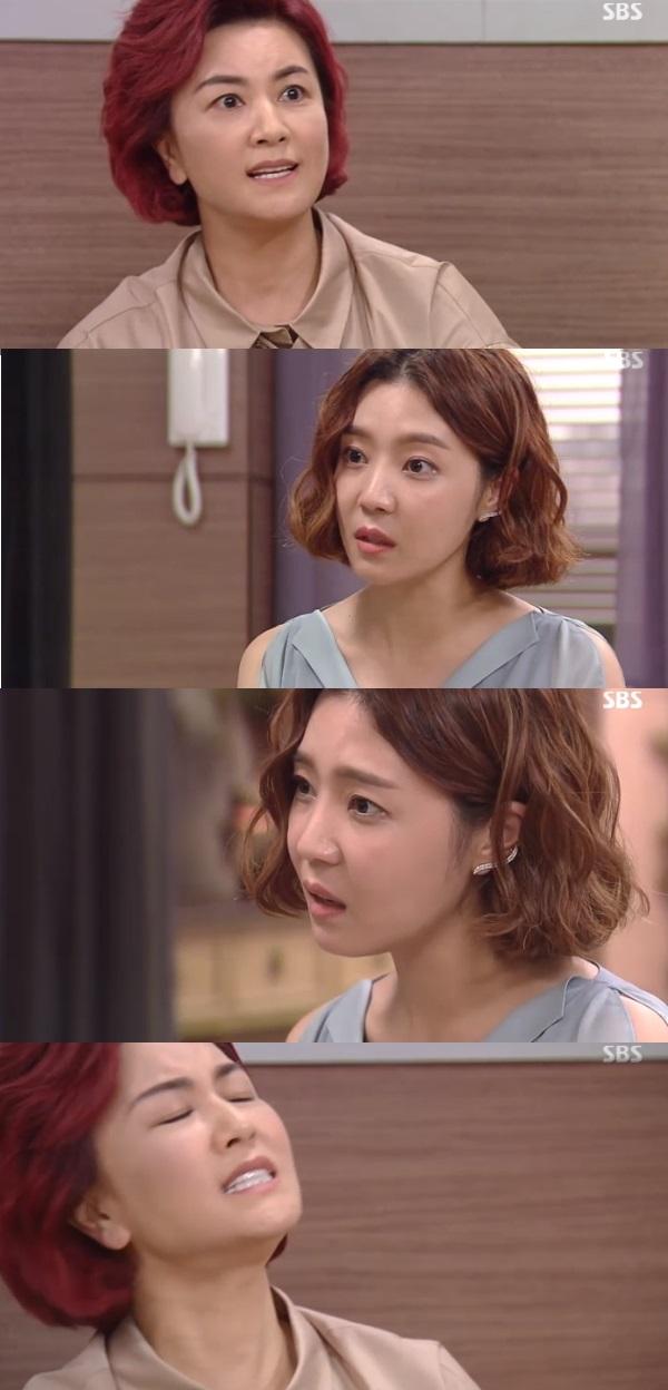 신다은 김혜선 / SBS '수상한 장모' 캡처
