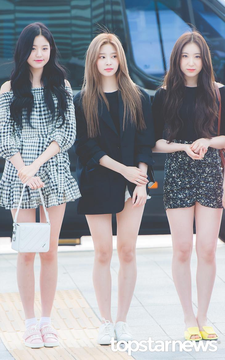 아이즈원(IZ*ONE) 김민주 / 인천, 최규석 기자