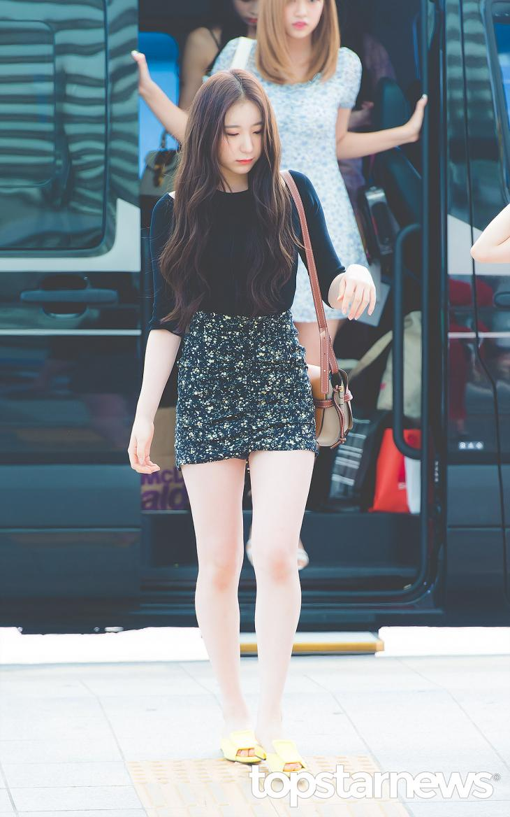 아이즈원(IZ*ONE) 이채연 / 인천, 최규석 기자