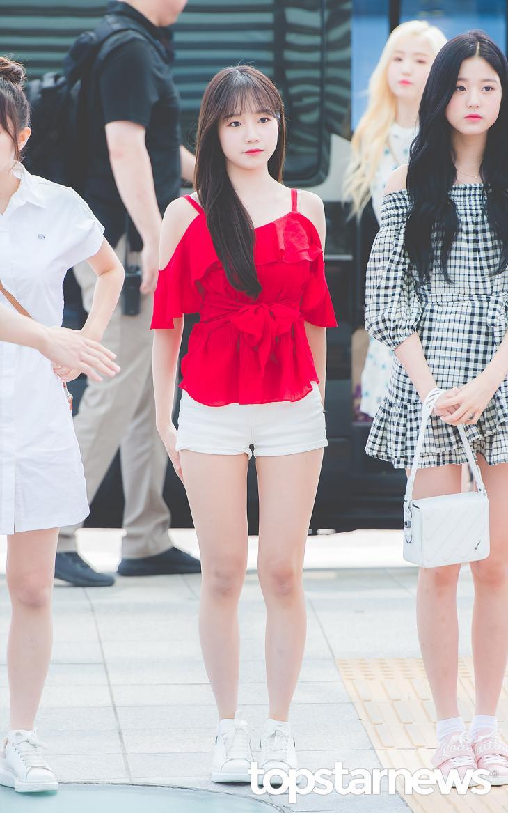 아이즈원(IZ*ONE) 조유리 / 인천, 최규석 기자